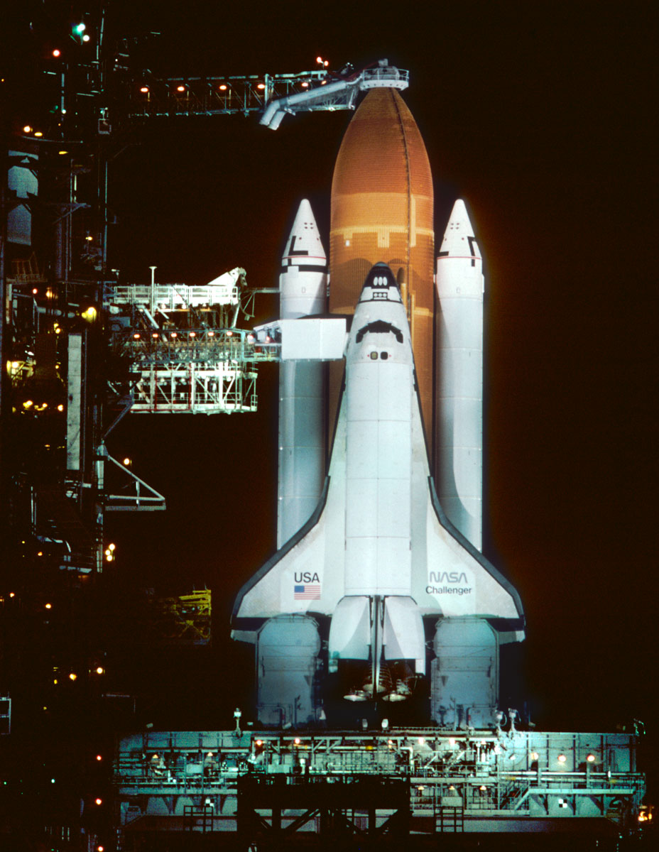 space shuttle challenger impact on america - photo #20