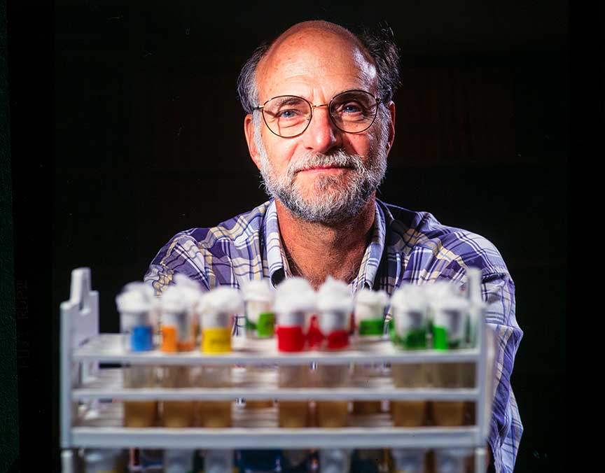 Michael Rosbash, PhD, Nobel Prize Winner in Physiology or Medicine, 201