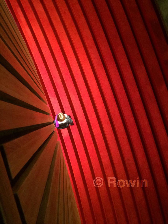 Carpet at Sydney Opera House