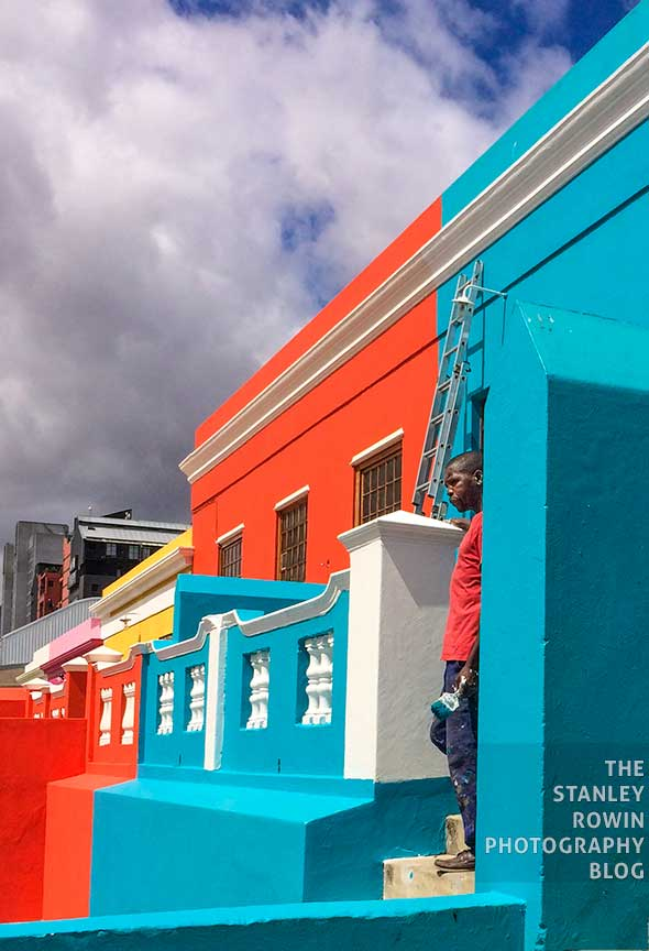 Bo Kaap, Cape Town South Africa