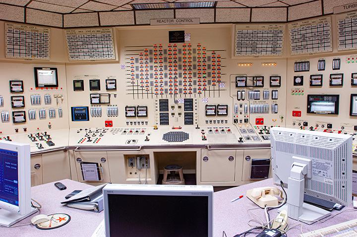 Pilgrim Nuclear Power Plant - Reactor Control