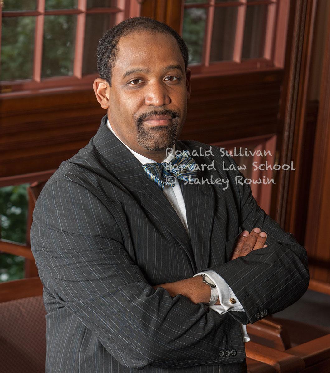 Professor Ronald Sullivan-Harvard Law School