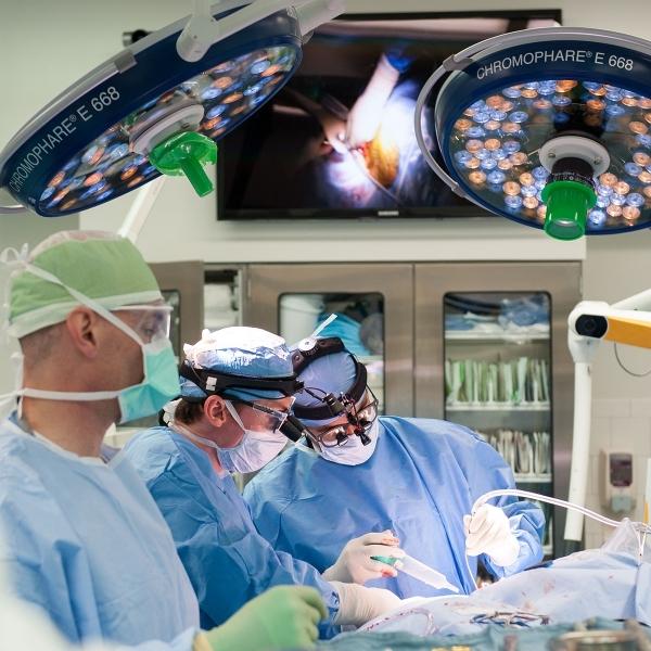 Brain Surgery at Mass General Hospital