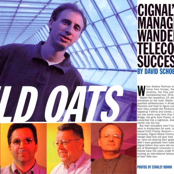 """Wild Oats"" Magazine Study On One Start-Up Company"
