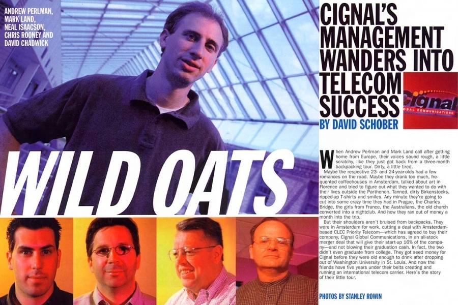 """Wild Oats"" Magazine Study On One Start-Up Company"