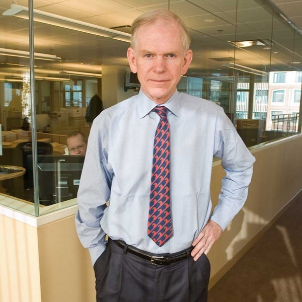 Jeremy Grantham co-founder of Grantham, Mayo, & van Otterloo (GMO): Magazine Profile