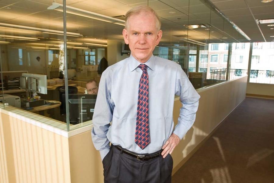 Jeremy Grantham co-founder of Grantham, Mayo, & van Otterloo (GMO): Magazine Profile