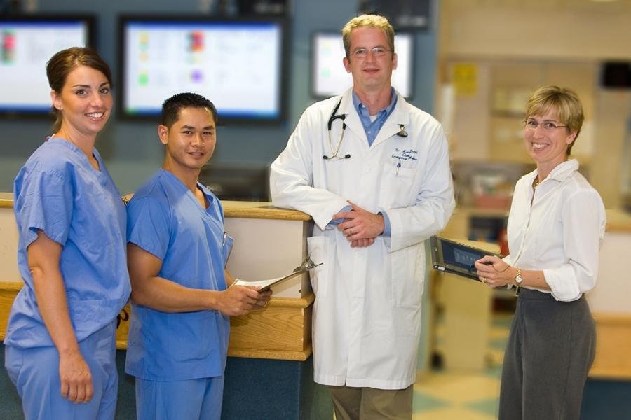 Emergency Room Staff: Lowell Hospital