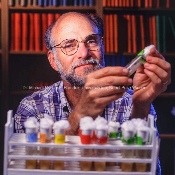 Dr. Michael Rosbash – Brandeis University – Nobel Winner