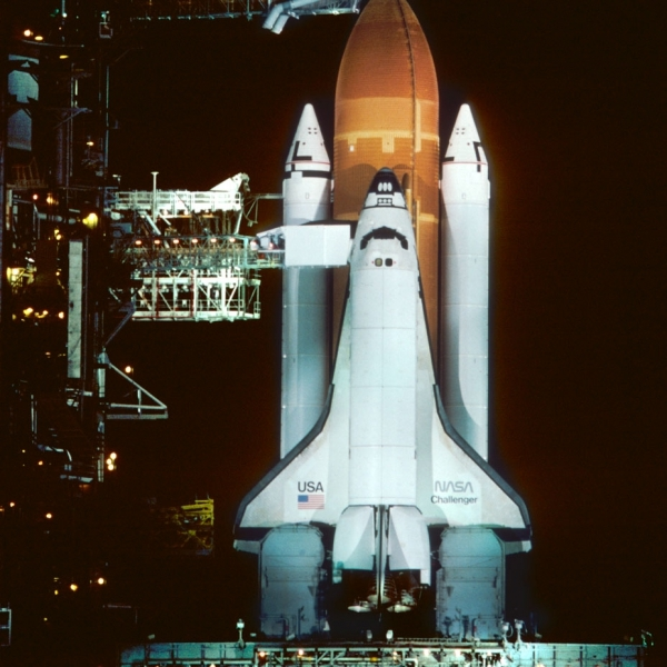 Space Shuttle Challenger – The Night Before The Fatal Accident
