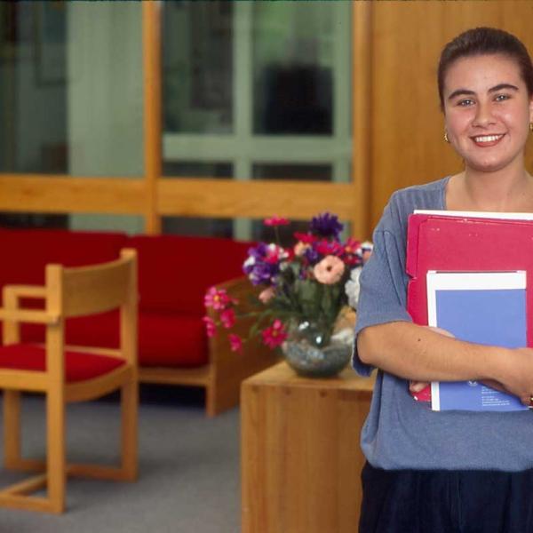 Work-Study Student