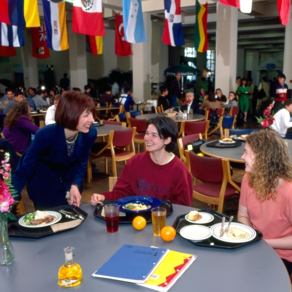 College Dining Room