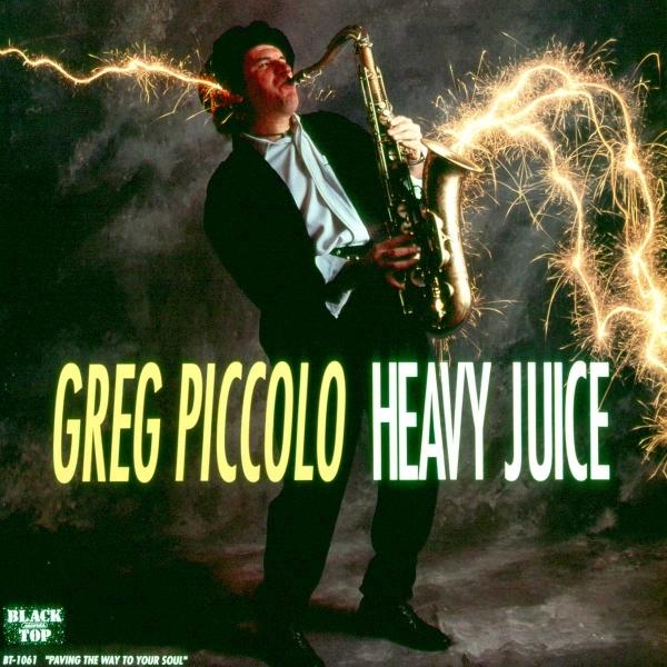 Greg Picollo: Music Cover