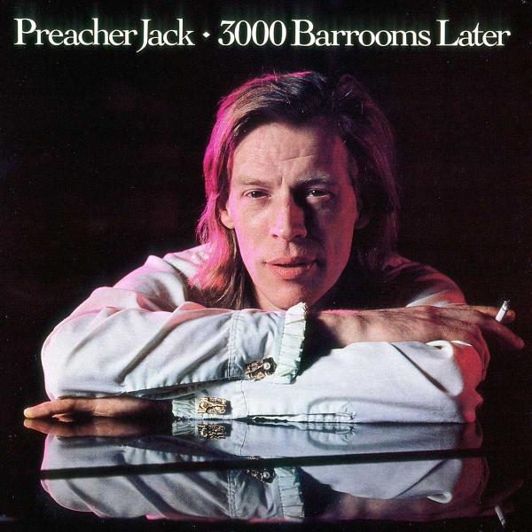 Preacher Jack: Music Cover