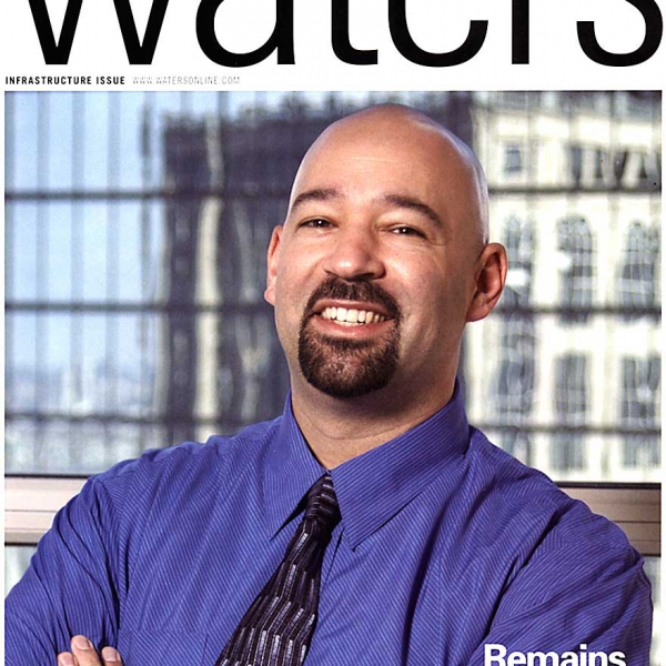 Magazine Cover: Waters Magazine